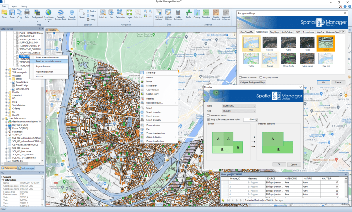 Spatial Manager Desktop™